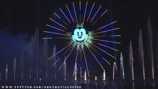 World Of Color (Full Show) At Disney