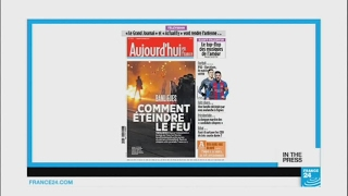 Unrest continues in French suburbs  'How can we put out the fire?'
