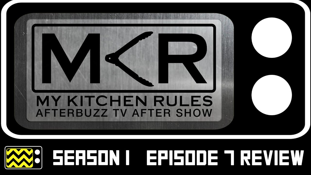 My kitchen rules season 1 episode 7 review after show for Y kitchen rules season 5