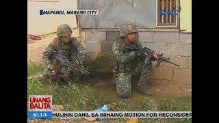 UB: Mga na-clear na bahay sa Marawi, inaasahang mababalik ng mga residente