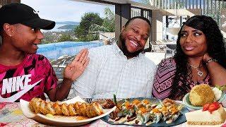Video Dessert & Sushi Mukbang download MP3, 3GP, MP4, WEBM, AVI, FLV Juli 2018