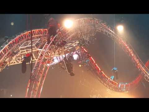 Motley Crue's final show in LA New Years Eve 2015.