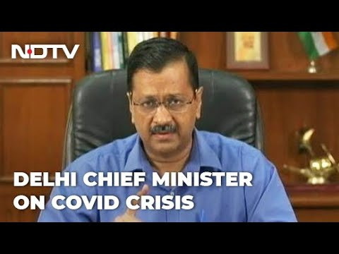 Download Delhi Lockdown From 10 PM Today Till 5 AM Next Monday: Arvind Kejriwal