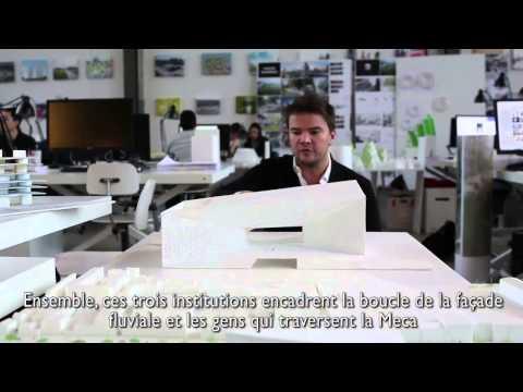 GIB / Bjarke Ingels Group : La MECA