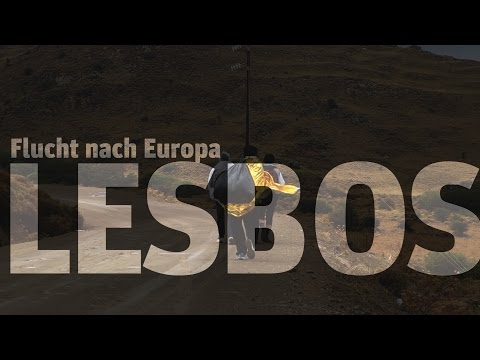 Flucht nach Europa - Lesbos