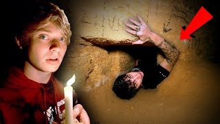 Dangerous Experience in World's Largest Catacombs (CLAUSTROPHOBIA)