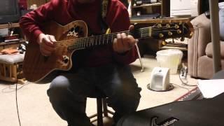 Awit sa Ina ng Santo Rosario - Gospel (cover song) Dennis Lim