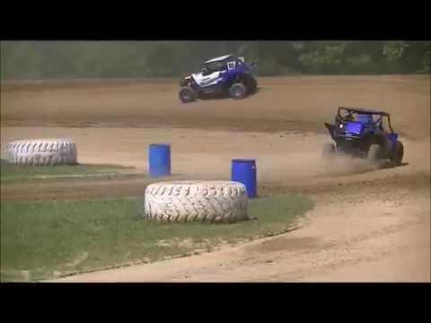 UTV Open Practice @ Muskingum County Speedway 8-18-2019