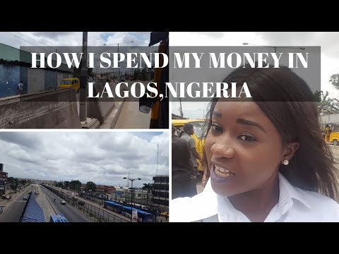 HOW I SPEND MY MONEY IN LAGOS,NIGERIA | NIGERIAN YOUTUBER | Adeolaserrano| EP#02| VLOG