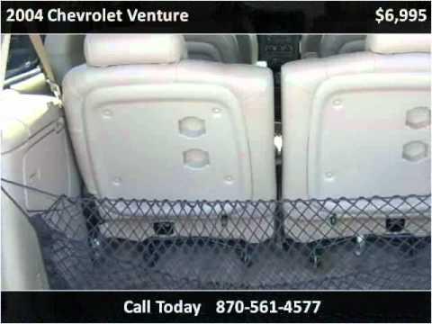 2004 Chevrolet Venture Used Cars Manila AR