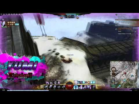 [vT] Yumi - WvW Power Mesmer Roaming #9