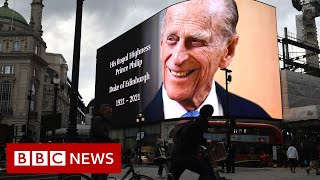 Prince Philip's Funeral to take place on 17 April - BBC News
