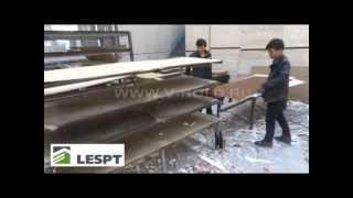 Пресс для изготовления дверных накладок - скинов(Оборудование применяется для изготовления МДФ дверных накладок, так называемых - скинов. Область применени..., 2013-04-26T12:10:06.000Z)