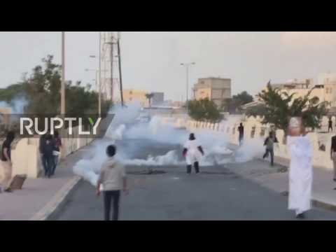 Bahrain: Clashes erupt in Bani Jamra over killing of 3 activists