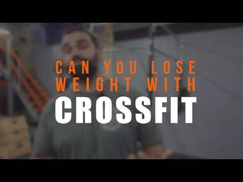 Can You Lose Weight With CrossFit? [100% WEIGHT LOSS SOLUTION!]