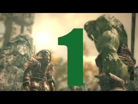 Криворукое прохождение Of Orcs And Men (Expert Difficulty) - серия 1 - Убить Императора!