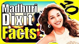 Madhuri Dixit Nene 👈 10 Facts of Madhuri Dixit You don't Know, Secet, Rare Photos, Net worth, Bio