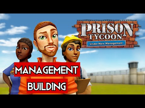 Prison Tycoon: Under New Management | PC Gameplay Early Access |