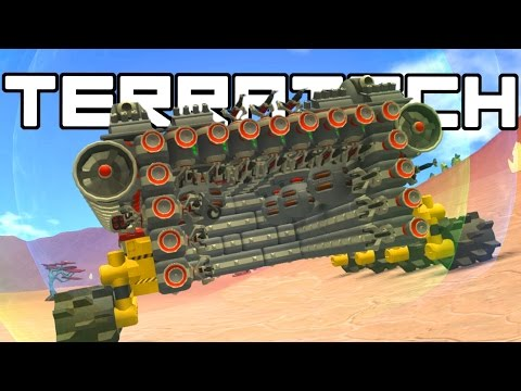 Terra Tech - The Magnetotron 4000! - TerraTech Gameplay