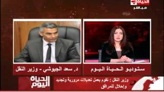 فيديو.. وزير النقل: إنشاء المترو تحت النيل حل مبتكر لمشكلة أهالي الزمالك