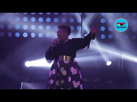 South African singer dazzles patrons with Twi song at Women in Worship concert