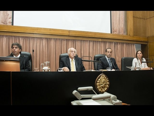 Primera audiencia de alegatos en el juicio por la tragedia de Once