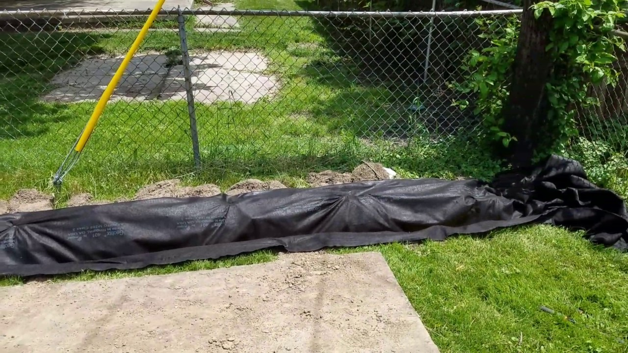 sterling heights michigan french drain sump pump discharge hybrid