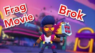 Тягну за Брока бравл Старс/Фрагмуви на броку/frag movie on brok brawl stars #блетпосмотри