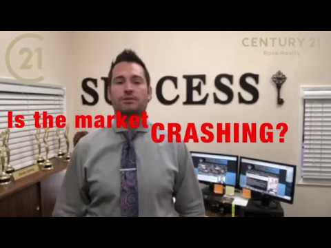 Is the VICTORVILLE REAL ESTATE MARKET CRASHING?  Victorville