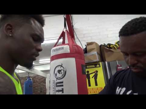 jermell charlo vs charles hatley full interviews EsNews Boxing