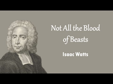 Not All the Blood of Beasts