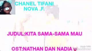 Lagu sama-sama mau(ost nathan dan nadia)danlirik nya Mp3