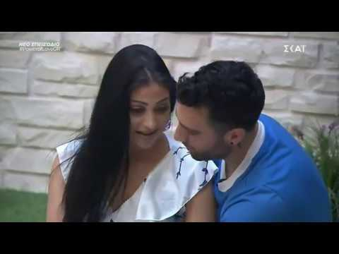 Power of love 2: Τα φιλιά της Ρένιας με τον Τερζόπουλο