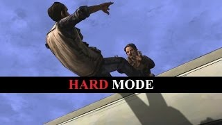 The Walking Dead Season 2 - Episode 3 (Evil / Bad Choices) - Hard Mode