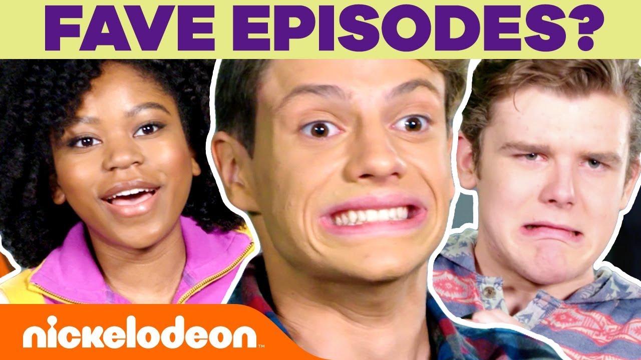 Jace & the Henry Danger Cast Reveal Their Fave Episodes! 🙌 | #NickStarsIRL