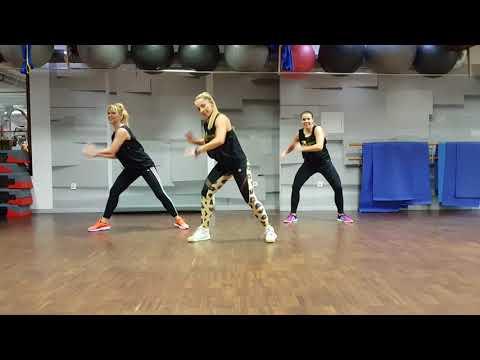 Paulina Szygenda - Zumba Fitness - Garmiani ft. Julimar Santos - Fogo