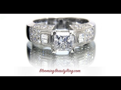 Antique Engagement Rings Video