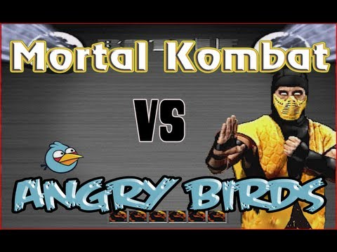 Download Angry Birds v. Mortal Kombat: Grudge Match Pictures