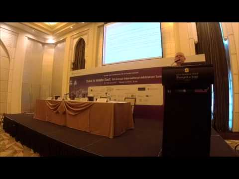 """Wolters Kluwer Conference for In-house Counsel: """"Saving Costs and Time in an Arbitration"""""""