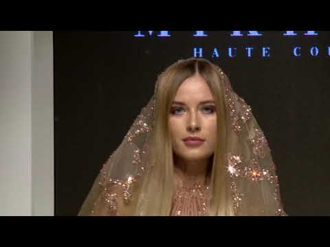Mikhail Chamoun - Arab Fashion Week - Resort 2020 - Dubai