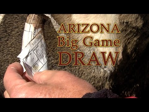 Big Game Draw In Arizona