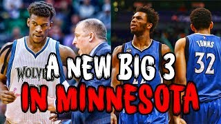 Why Jimmy Butler Is The T-Wolves MISSING PIECE