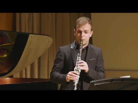 Mieczyslaw Weinberg Sonata for Clarinet and Piano, Opus 28