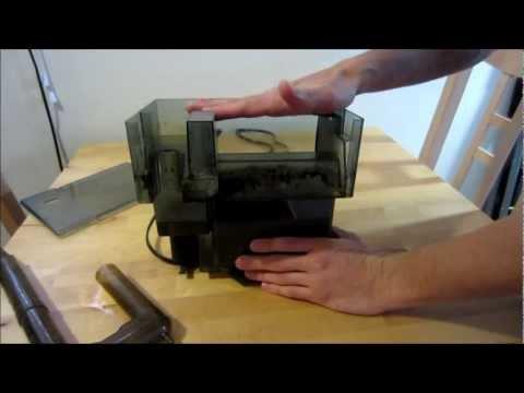 Noisy Power Filter Fix