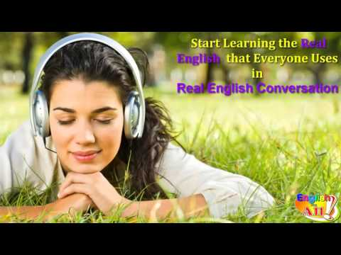 English Podcast - Conversation  2