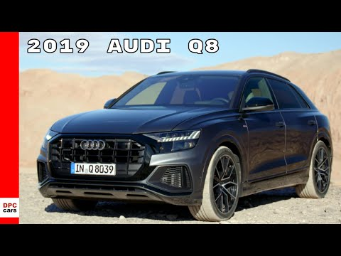 2019 Audi Q8 Experience Drive in Chile