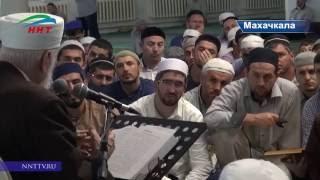 Доктор Исламских Наук Мустафа Диб аль Буга проводит уроки в Махачкале