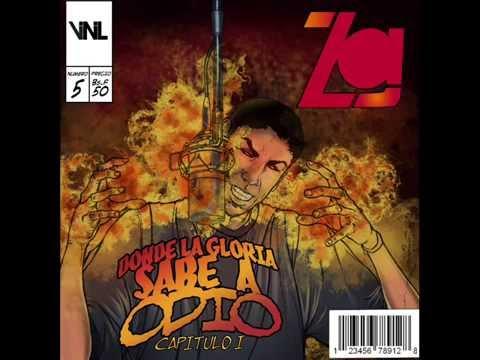 La Zaga - 05. Saludos pa' los gangstas (Donde la gloria sabe a odio)