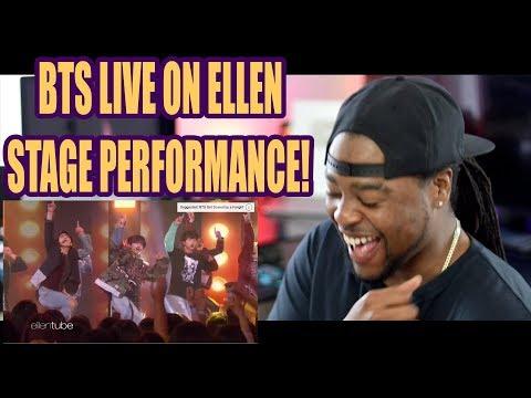 BTS AIRPLANE pt2 LIVE PERFORMANCE COMEBACK | ELLEN SHOW EXCLUSIVE | REACTION!!!