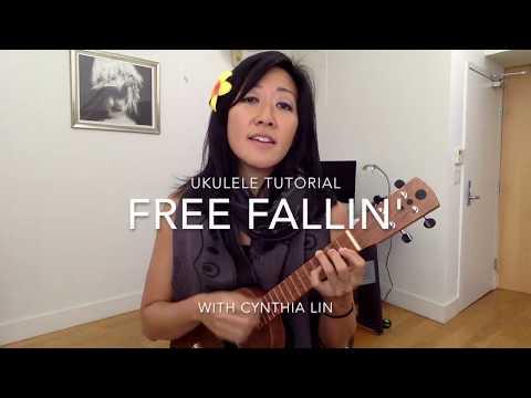 Free Fallin - Tom Petty // Ukulele Tutorial